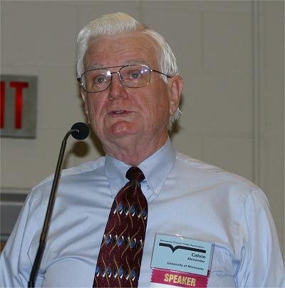 E. Calvin Alexander, Jr.