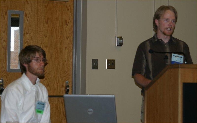 Carl Almer and Greg LeFevre