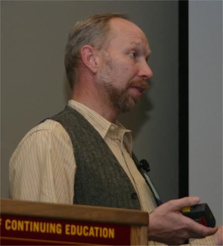 Tim Cowdery