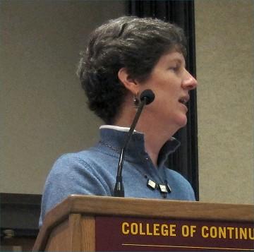 Dr. Mindy Erickson