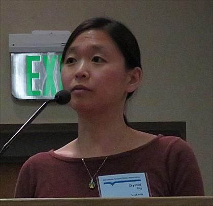 Dr. Crystal Ng